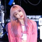 <トレンドブログ>「EXID」ハニ、ピンクヘアーに大変身!さらに綺麗になった姿。
