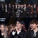 "「2017AAA」Wanna One、新人賞受賞…""初心を失わない"""