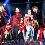 「イベントレポ」BIGBANG、海外アーティスト史上初の5年連続日本ドームツアー福岡 ヤフオク!ドームにて開幕!