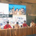 SNUPER、ベトナムで単独ファンサイン会開催