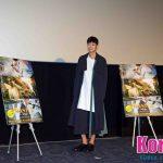 「速報舞台挨拶レポ」カン・ドンウォン「MASTER/マスター」舞台あいさつで客席からの登場にファン歓喜!日本語の上達ぶりにもビックリ「でも日本語での演技はまだ無理じゃないかな(笑)」