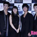 <トレンドブログ>キム・スヒョン、テギョン(2PM)ウヨン(2PM)、スジ(miss A)、ドラマ『ドリームハイ』放送記念記者会見(2011年8月)