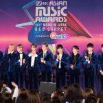 「イベントレポ」ついに日本での初パフォーマンス!モンスター級K-POP新人グループWanna Oneアジア最大級の韓国音楽授賞式「2017 Mnet Asian Music Awards」(MAMA)で新人賞を受賞!!!