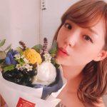 篠崎愛、韓国ラジオに出演へ=ペ・ソンジェアナウンサーと共演