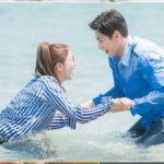 「メロホリック」東方神起ユンホ&キョン・スジン、海でのデートのスチールカット公開…意外な展開を予告