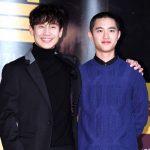 「PHOTO@ソウル」ド・ギョンス(EXOディオ)、俳優シン・ハギュンと共に映画「7号室」のマスコミ試写会に出席