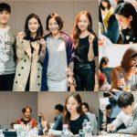 日本ドラマ「Mother」韓国版、イ・ボヨンらの台本読み合わせ現場を公開