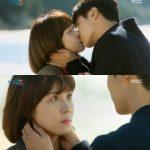 「病院船」CNBLUE カン・ミンヒョク、ハ・ジウォンに甘いキス