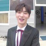 """Wanna Oneユン・ジソン、""""賞金をもらってWanna Oneに腹いっぱい食べさせる覚悟で頑張ります"""""""