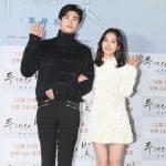 「PHOTO@ソウル」パク・ヒョンシク&ハン・ジミン、映画「ふたつの光:リルルミノ」のマスコミ試写会に出席