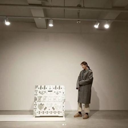 女優カン・ソラ、俳優ヒョンビンと破局後に近況を報告