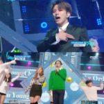 「音楽中心」TWICE、1位で3冠王..故SHINeeジョンヒョン追慕