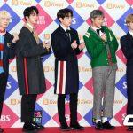 「PHOTO@ソウル」防弾少年団、EXOら、「2017 SBS歌謡大典」フォトウォールイベントに出席