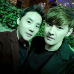 <トレンドブログ>二人の誕生日、JYJ ジュンス&ムヨン、ツーショット公開