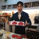 """「NU'EST W」アロン、ネット放送で料理に挑戦…""""できる料理3つ""""についても明かす"""