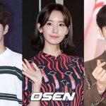 「EXO」SUHO、「少女時代」ユナ、「ASTRO」ウヌ、MBC歌謡大祭典のMCに