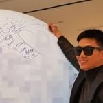 「2PM」テギョン、SNSでの目撃談に「ここにいるよ」と自ら返事