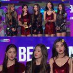 <MAMA香港>「Red Velvet」、ガールズグループ賞を受賞