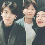 <トレンドブログ>パク・ソジュン×パク・ヒョンシク×V、ドラマ「花郎」3人組が再会!~BTSコンサートにて~