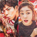 <トレンドブログ>キム・ヨナ×パク・ボゴム、「コカ・コーラ」の広告で最高のケミストリーを見せる!