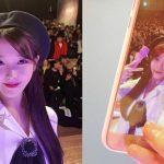 <トレンドブログ>歌手IUのファンサービスは無限大!?ファンのカメラでセルカを撮ってあげる♡