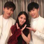 BoA、東方神起と「一緒だから嬉しい~」日本歌謡祭、出演での写真公開!