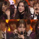 「Red Velvet」、「人気歌謡」で1位…テミン&ヒョナがカムバック