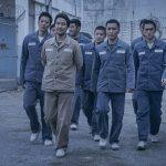 ハン・ソッキュ×キム・レウォン 豪華2大スター共演によるクライム・アクション大作!『監獄(かんごく)の首領(しゅりょう)』