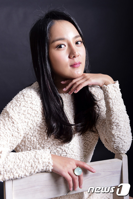 女優カン・ウンビ、悪質ネットユーザーに反発 「面と向かって言えますか? 」