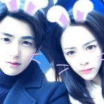 <トレンドブログ>パク・ヒョンシク&ハン・ジミン、美男美女のキュートな2ショット!