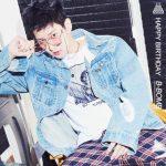"""Block B ビボム、誕生日を迎えてお祝いイメージが公開""""心からお祝いします"""""""