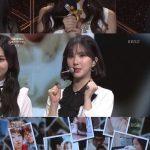 <KBS歌謡大祝祭>「TWICE」サナ、「GFRIEND」ウナのためにサプライズ