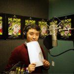 V.I(BIGBANG)、声の才能寄付=収益金は視覚障害児童のために寄付