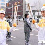 「PHOTO@コヤン」「SUPER JUNIOR」ドンへ&イェソン、平昌冬季オリンピックの聖火リレーに参加「頑張って走ろう!」