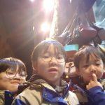 俳優ソン・イルグクの三つ子の初めての自分撮り…相変わらず可愛い