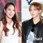 歌手チャン・ヒョンスン、元新体操韓国代表シン・スジとの熱愛認める