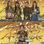 <ゴールデンディスク>「BLACKPINK」&Heize、音源部門で本賞受賞