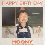 WINNERイ・スンフン、YGが誕生日を祝う…茶目っ気たっぷりの子供の頃の写真を公開