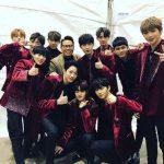 Wanna One&ユン・ジョンシン、「ゴールデンディスクアワード」での写真公開