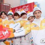「PHOTO@ソウル」MONSTA X、2018平昌冬季オリンピック聖火リレーの走者を務める