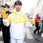「PHOTO@ソウル」VIXXエン、イ・スヒョン(楽童ミュージシャン)、「2018平昌(ピョンチャン)冬季オリンピック」の聖火リレーに参加