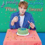 """JYJ ジェジュン、誕生日記念ミニコンサートのポスター公開…遊び心いっぱいの""""彼氏ルック"""""""