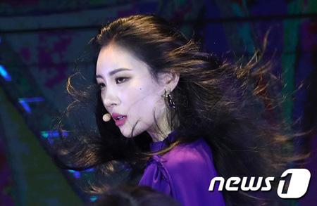 ソンミ(元Wonder Girls)、新曲「Heroine」が7つの音源チャートで1位獲得!