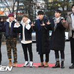 「PHOTO@ソウル」JBJ、RAINZ、N.Flyingら「ミュージックバンク」のリハーサルへ