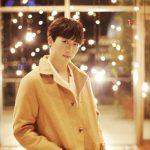"HOON(from U-KISS)元日に新ビジュアル&新曲公開! カップリング曲""Rain""は東京に雨が降ったら音解禁!?"