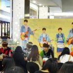 <トレンドブログ>ロッテモールでK-POPグループに遭遇【韓国】