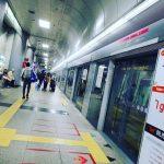 <トレンドブログ>韓国の地下鉄に初乗車♪【韓国】