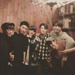 <トレンドブログ>入隊中「2PM」テギョン・・・メンバーたちと過ごす新年会!