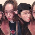 <トレンドブログ>ジェシカ&「f(x)」 クリスタル、現実姉妹を見せる可愛い2人。