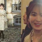 <トレンドブログ>パリのファッションウィークに参加した女優ソン・ヘギョが美しすぎる♪